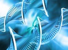 ADN abstraite Photo stock