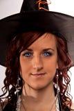 ładna czarownica Fotografia Stock