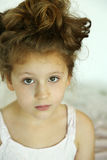 Ładna dziewczyna Zdjęcie Stock