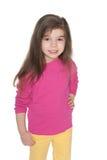 Ładna preschool dziewczyna Zdjęcie Royalty Free