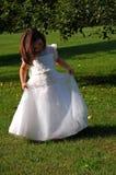 Ładna suknia zdjęcia stock