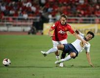 Adnan Januzaj of Man Utd. Stock Images