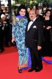 Adnan Khashoggi Stockfotos