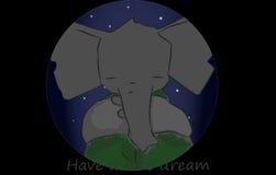 Ładnego sen Zdjęcie Stock