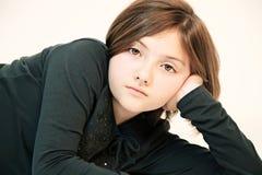 ładni dziewczyn potomstwa Zdjęcie Stock
