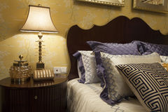 Ładny dom Obraz Royalty Free