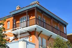 ładny dom w Andalucia zdjęcia stock