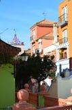 ładny dom w Andalucia fotografia royalty free