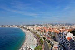 Ładny, Francja Zdjęcie Stock
