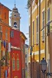 Ładny, Francja Zdjęcie Royalty Free