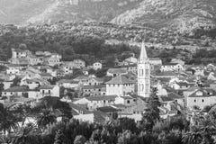 Ładny Jelsa w Hvar w Chorwacja Zdjęcie Royalty Free