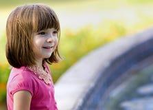 ładny mały dziecko portret Zdjęcie Royalty Free