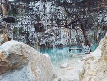 ładny miejsce w Vietnam fotografia stock