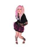 ładny ruch punków Zdjęcie Royalty Free