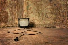 Żadny sygnał TV Zdjęcie Stock