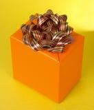 Ładny urodzinowy prezent Fotografia Stock