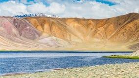 Ładny widok Pamir w Tajikistan Zdjęcie Royalty Free