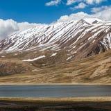 Ładny widok Pamir w Tajikistan Obrazy Stock