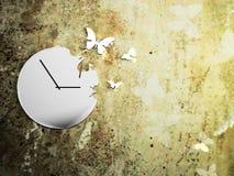 ładny zegarek ilustracja wektor