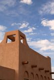 Adobe Abode. A southwestern style adobe building Stock Photo