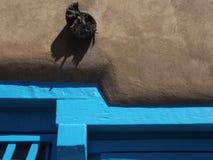 Adobe-Architektur, New Mexiko Lizenzfreie Stockfotos