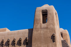 Adobe Bell Tower Stock Images