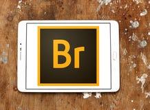 Adobe-Brückenlogo Stockfotografie