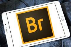 Adobe-Brückenlogo Stockbilder