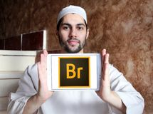 Adobe-Brückenlogo Lizenzfreie Stockbilder