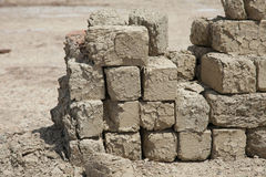 Adobe brick Stock Images