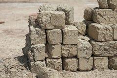 Adobe brick Stock Images