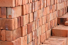 Adobe Bricks Drying in the Sun Royalty Free Stock Photo