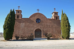 Adobe Church Stock Photography