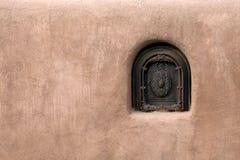 Adobe ściany ochrony okno Obraz Royalty Free