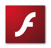 Adobe Flash Player Royalty Free Stock Photo