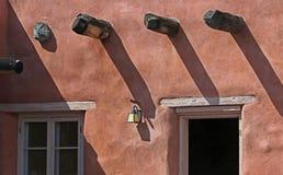 Adobe-Gebäude Lizenzfreie Stockfotografie
