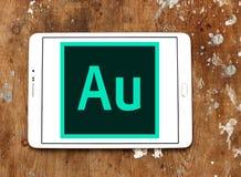 Adobe-Hörprobenlogo Lizenzfreie Stockbilder