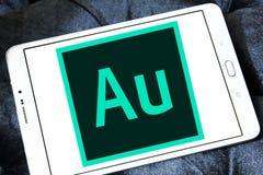 Adobe-Hörprobenlogo Lizenzfreie Stockfotografie