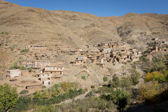 Adobe-Haus in Marokko Lizenzfreies Stockfoto