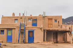 Adobe home. In new mexico Royalty Free Stock Images
