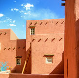 Adobe Houses Royalty Free Stock Images