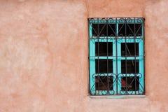 Adobe i Santa Fe Arkivbilder