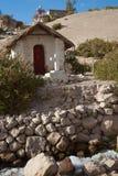 Adobe-Kirche Stockbild