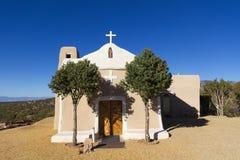 Adobe-Kirche Stockfotos