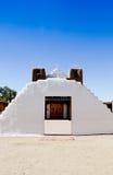 Adobe kyrka Royaltyfria Foton