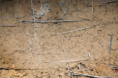 Adobe Mud Wall Stock Photos