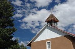 Adobe nya kyrkliga mexico Royaltyfria Foton