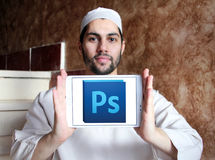 Adobe photoshop logo stock photography