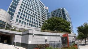 Adobe San Jose Hauptquartier stock video