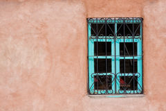 Adobe in Santa Fe Stockbilder